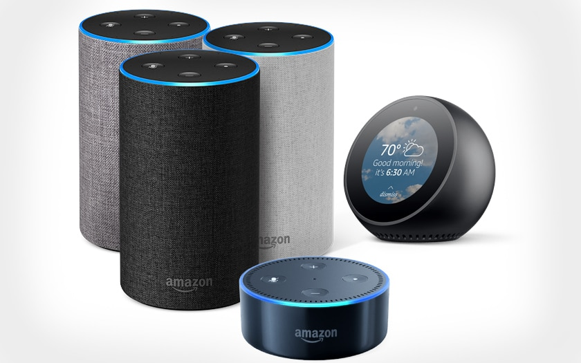 amazon echo date de sortie prix fonctionnalit s et diff rences avec google home tout savoir. Black Bedroom Furniture Sets. Home Design Ideas