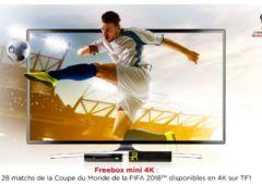 freebox mini 4K coupe du monde 1