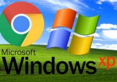 github chrome windows xp 1