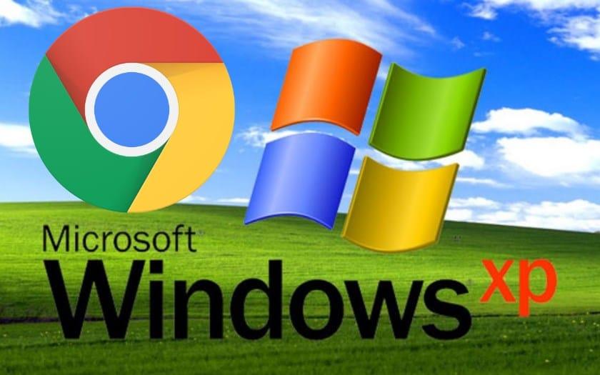 github chrome windows xp