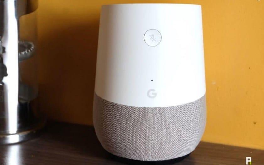 google home Fuchsia