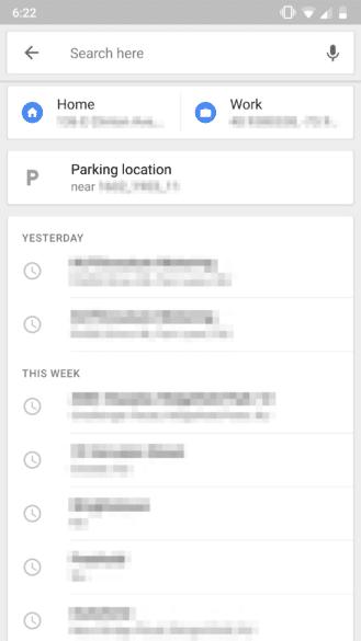 google maps maison