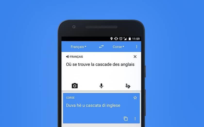 google traduction apk sans connexion