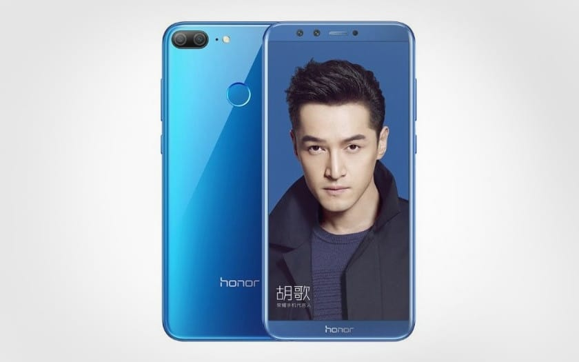 honor 9 lite à 150 €
