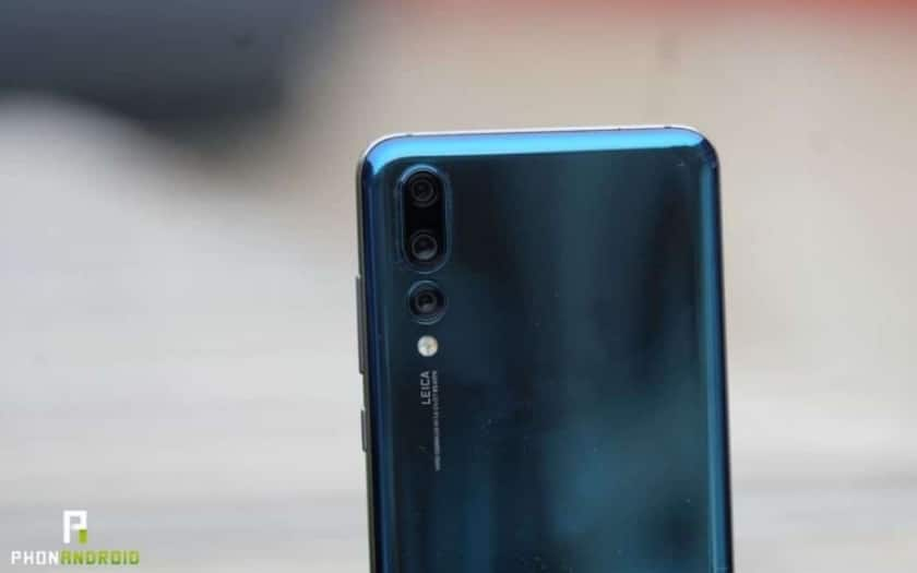 huawei p20 pro mise a jour