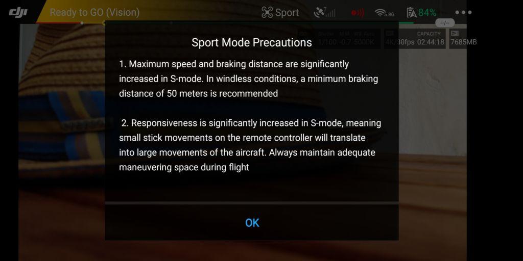 interface - Mode sports