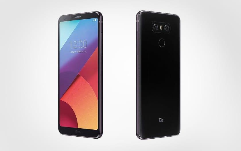 lg g6 moins cher soldes été 2018 darty
