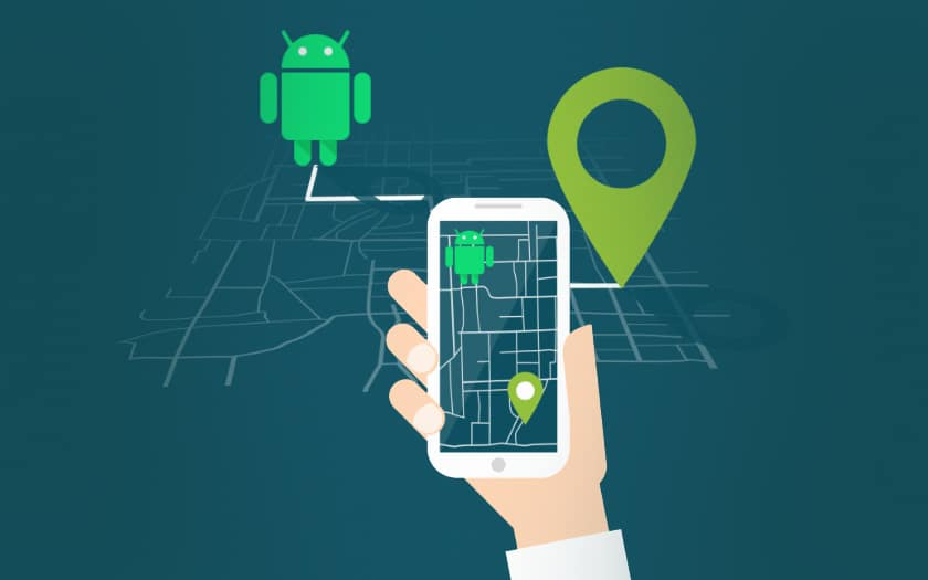 comment localiser son telephone android eteint