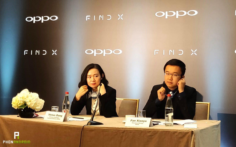 oppo find x interview