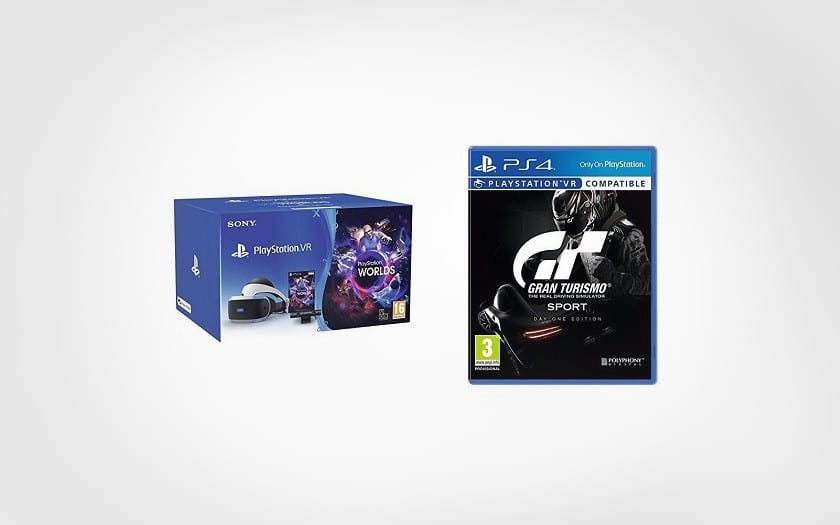 pack ps vr + gt sport edition day one