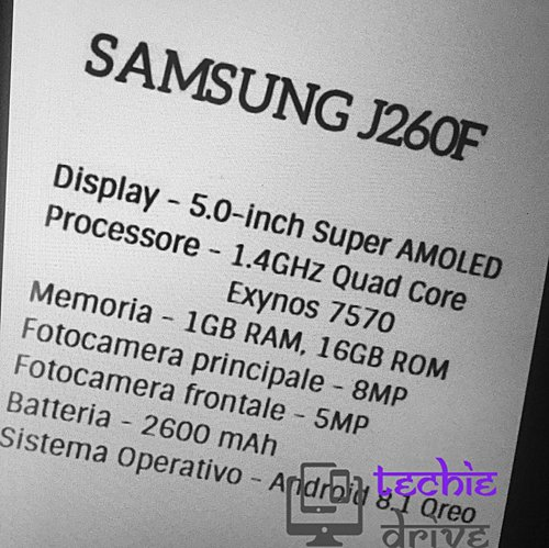 samsung android go j2