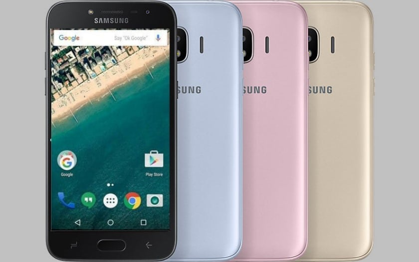 samsung smartphone android go