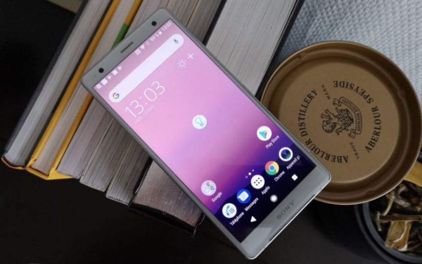 sony xperia xz 3 fiche technique flagship
