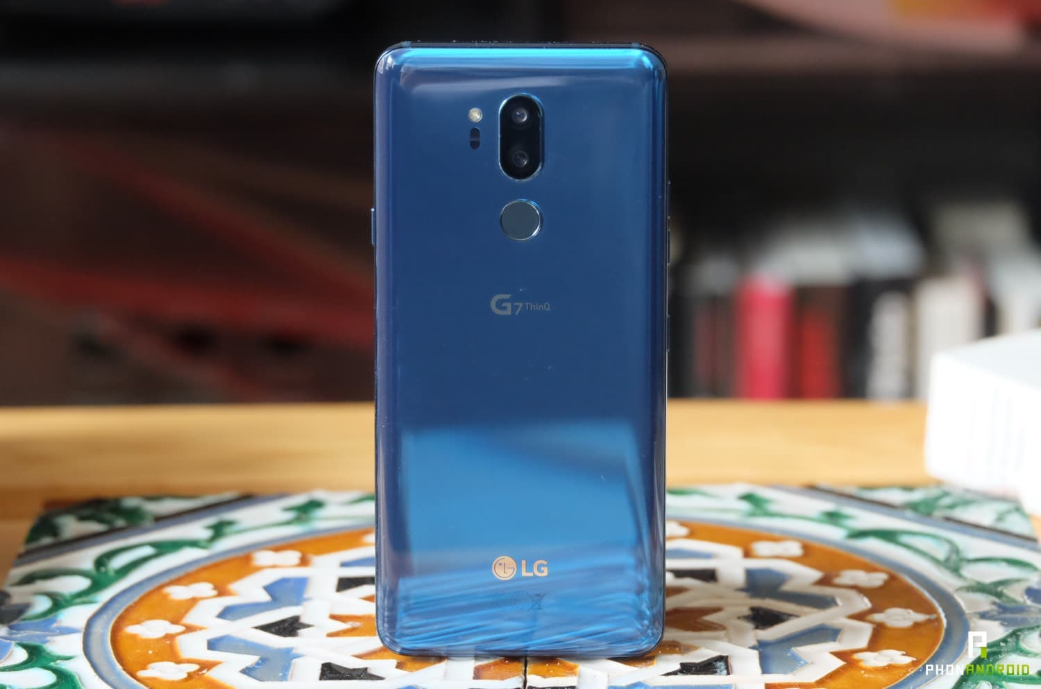 test lg g7 thinq ip 68