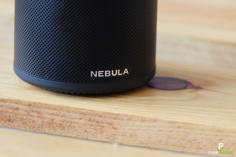 test nebula capsule logo
