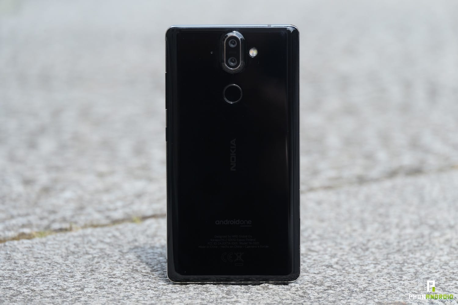 test nokia 8 sirocco design