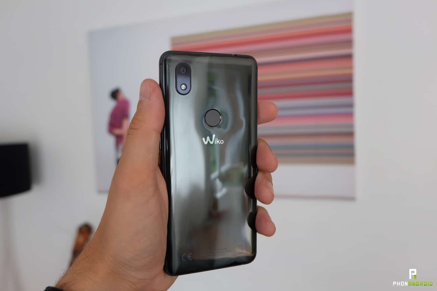 test wiko view 2 review