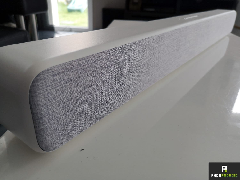 Test Xiaomi Mi Tv Soundbar La Barre Qui D 233 Passe Le Mur