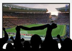tv coupe du monde android tv