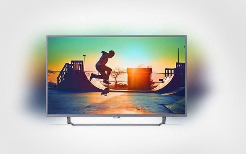 tv philips 4k pas chère soldes été 2018