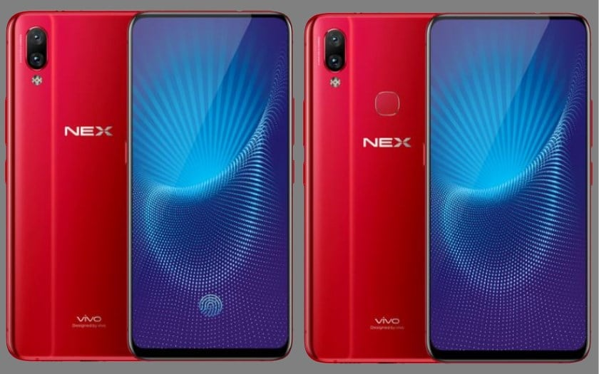 vivo nex s geekbench