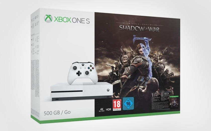 xbox one s soldes ete 2018