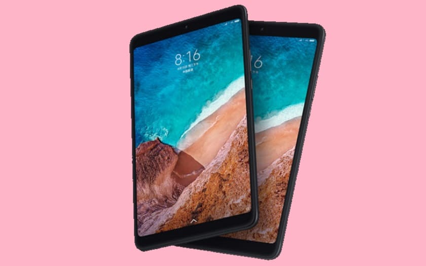 xiaomi mi pad 4 officiel