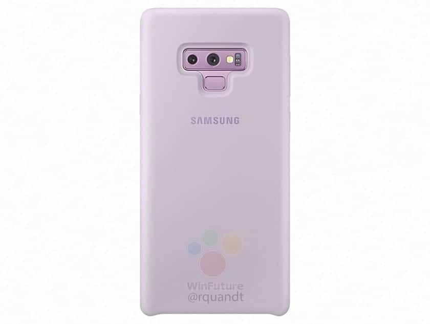 Samsung Galaxy Note9 coque