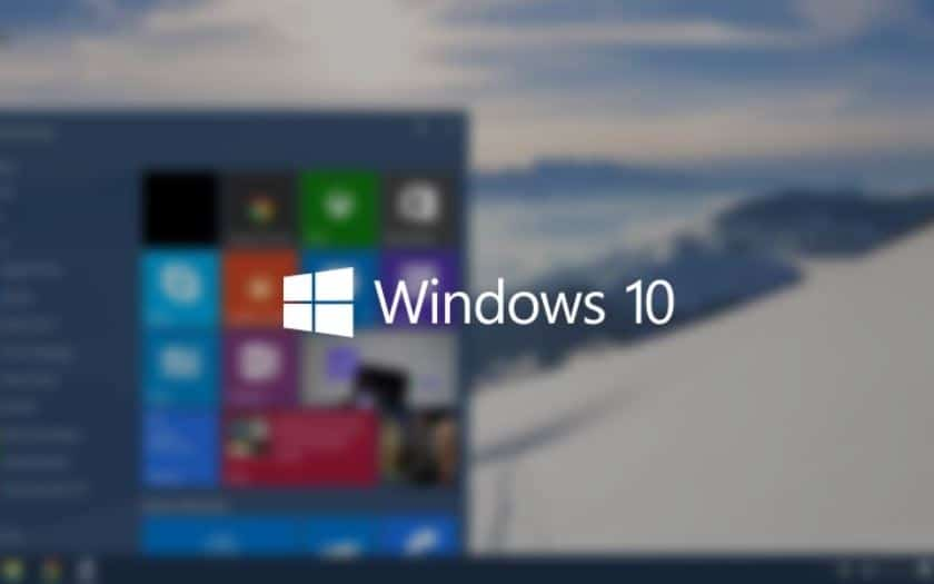 Windows 10 mise a jour occupe