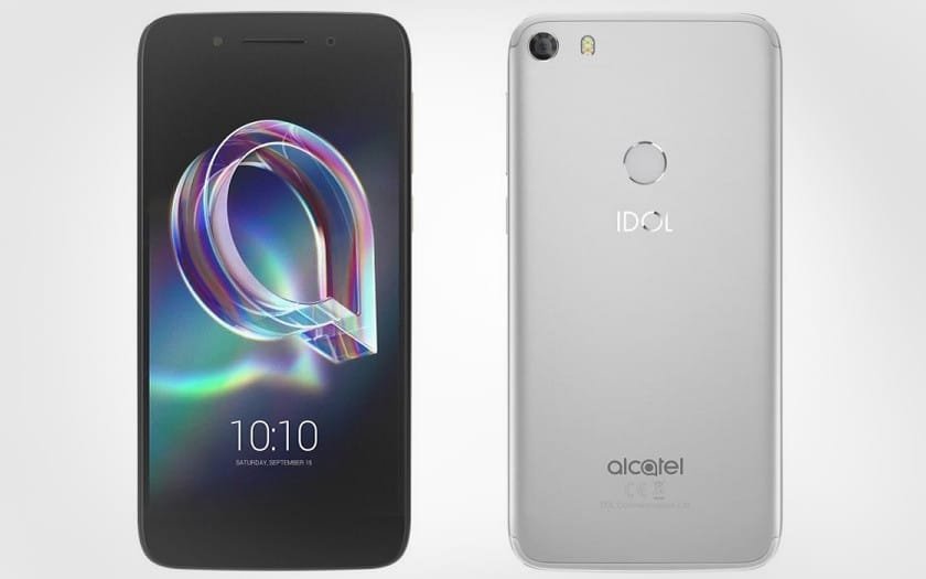alcatel idol 5 à 79 € cdiscount