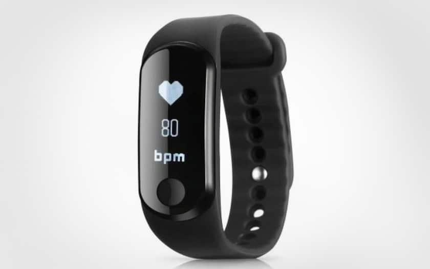 bracelet connecté alfawise mini 3 pas cher à 17.46 e sur Gearbest