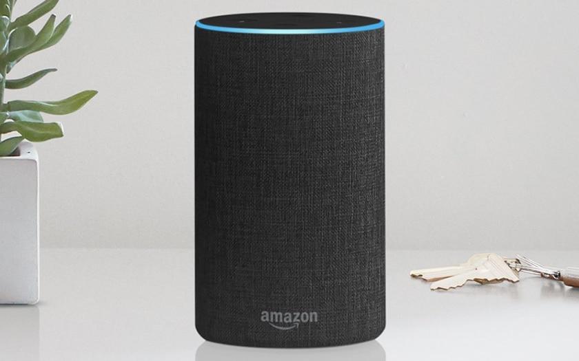 Enceinte Amazon Echo