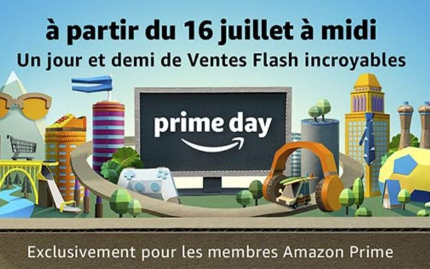 amazon prime day 2018 les folles promos d 39 amazon d barquent le 16 juillet. Black Bedroom Furniture Sets. Home Design Ideas