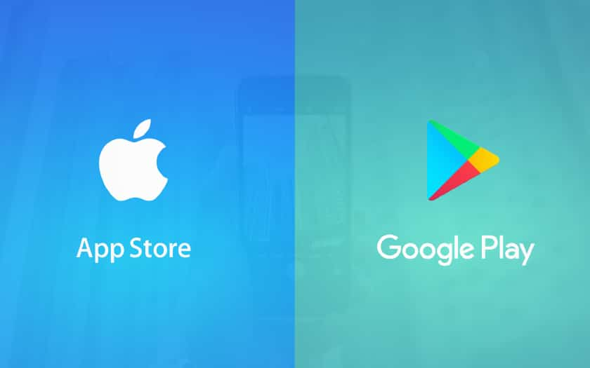 app store google play store