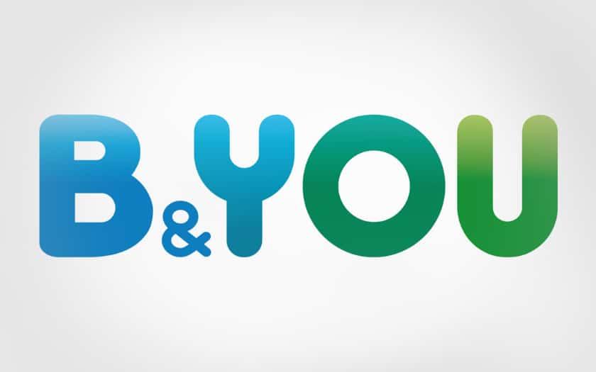 Forfait B&You 30 Go en promo à 9,99 € / mois sans engagement et à vie