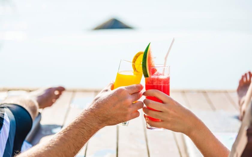 déconnecter smartphone vacances