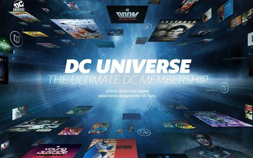 dc universe vod