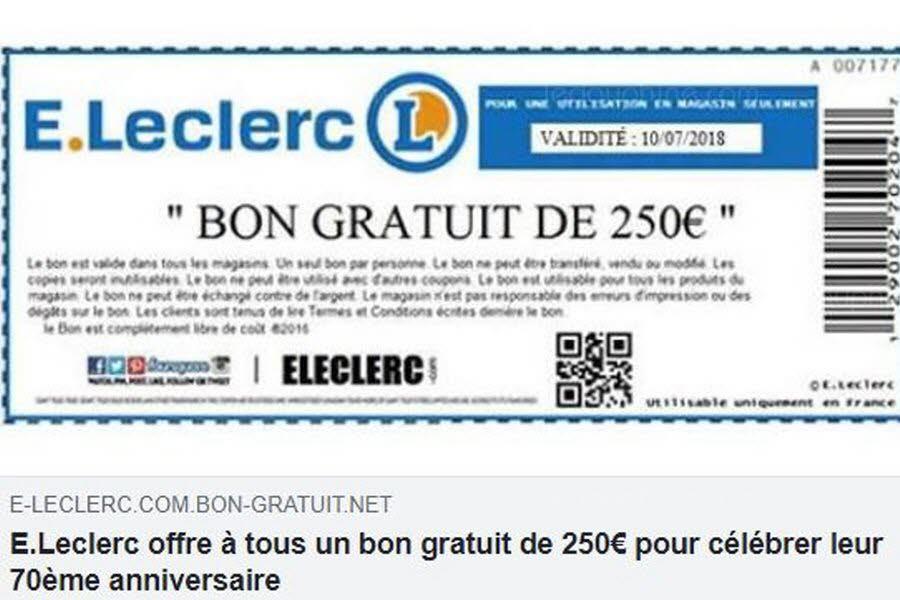 facebook leclerc