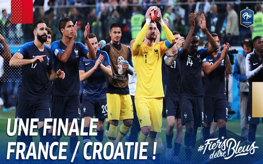France croatie coupe du monde 2018 comment regarder le - Final coupe du monde 2010 match complet ...