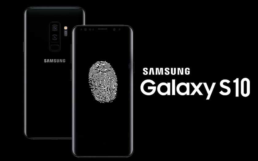 galaxy S10 date sortie prix fiche technique