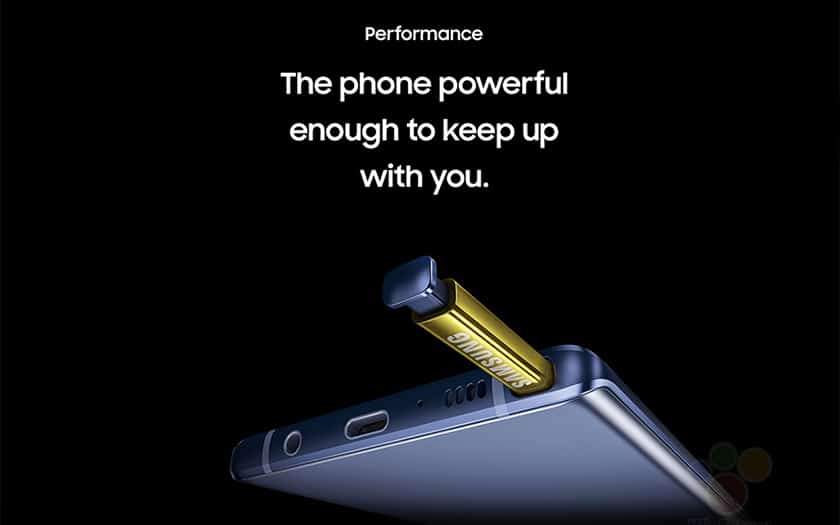 galaxy note 9 stylet