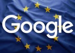 google amende union europeenne