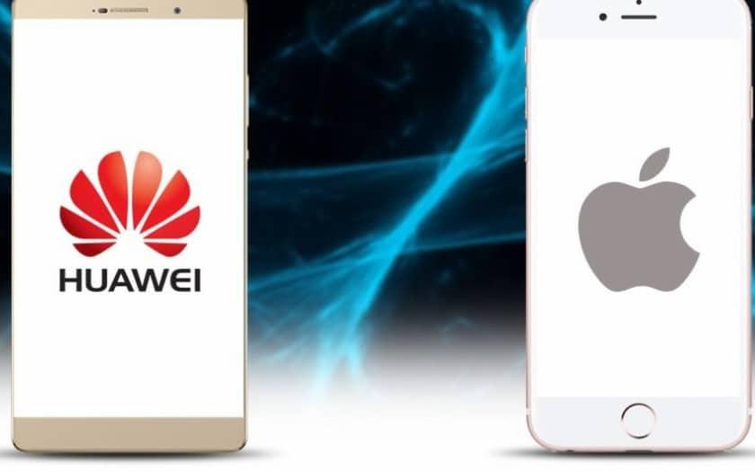 huawei apple numero 2 2019