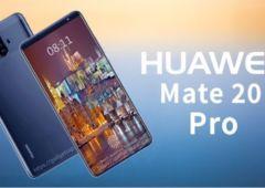 huawei mate 20 pro ecran flexible 1