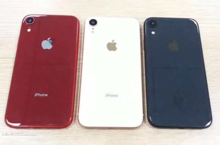 iphone 9 coloris