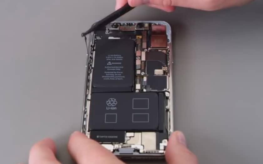 iPhone apple repare