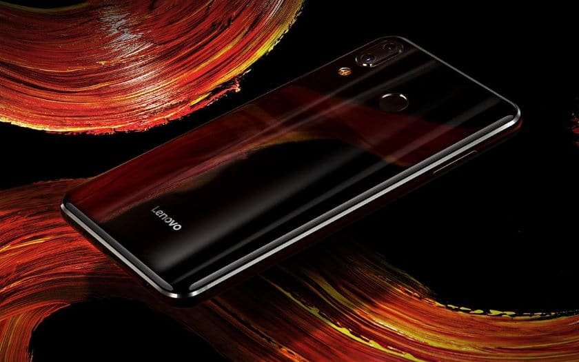 lenovo Z5 officiel