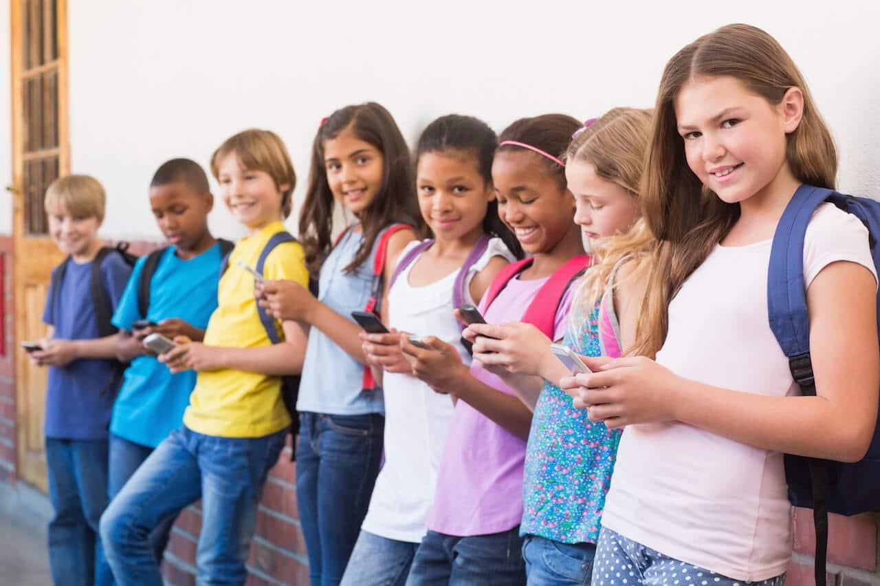 loi interdiction telephone portable ecole