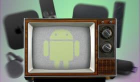 Meilleurs mediacenter android tv