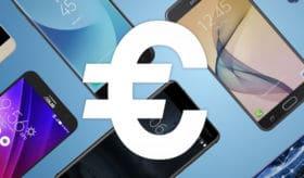 meilleurs smartphones à moins 100 euros